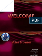 Voice Browser Original