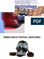 Partial Denture Presentation
