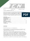 PEN Newsletter No. 40 - Feb 1993