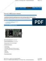 9195605 Overview of ARM Evaluation Hardware