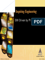 EMI Driven by PI