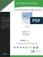 Das erste deutschsprachige Meebo Handbuch