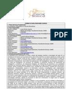 ojo para cudd E-investigación bibliográfica en Ciencias Biomédicas