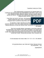 MEV Estudo de Celulas AGO-2013