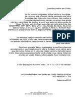 MEV Estudo de Celulas SET-2013
