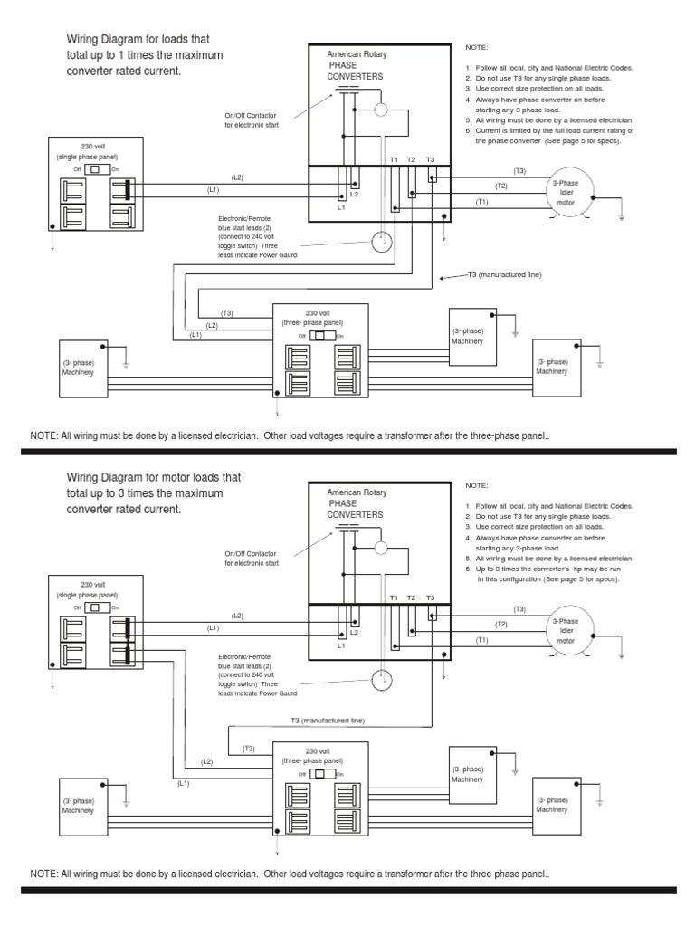 diagram wiring diagram for baldor phase converters full