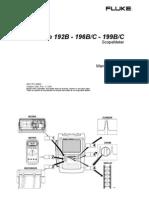 Manual de Uso Fluke f190bc_um