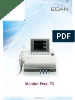 Monitor Fetal Electronico