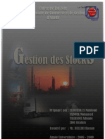 groupe n°29 - gestion des stocks