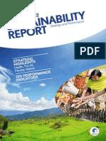 Raport de Responsabilitate Sociala Coporatista 2012