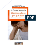 Lammoglia Ernesto - El amor no tiene por qué doler
