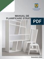 Manual de Planificare Strategica