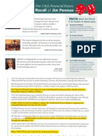 James F. Penman City Attorney No on Recall 2013 Flier