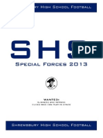 Special Teams Manual 2013