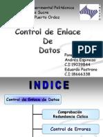 Control de Enlace de Datos b 1