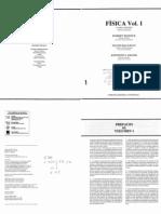 Fisica - Robert Resnick (Volumen I)