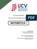 Modulo Matematica i Ing-Industrial
