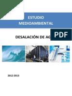 Planta Desalinizadora.estudio Medioambiental - Vertidos y Tratamientos