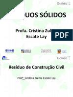 Aula 3 Residuos sólidos na ConstrucaoCivil_