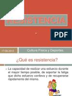 expocicion resistencia.!