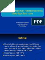 Hiperbilirubinemia Dr Rinawati