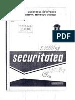 Sorin Adam Matei Dosar de Securitate / Secret Police File