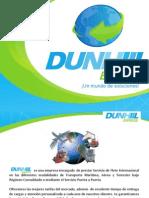 Dunhill Express Presentacion
