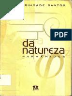 Parmênides - Da natureza