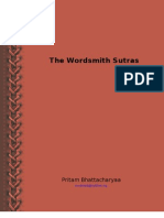 The Wordsmith Sutras