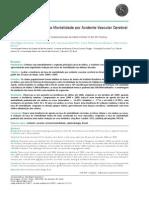 Análise da Tendência da Mortalidade por Acidente Vascular Cerebral