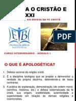 Apologética-Aula 2
