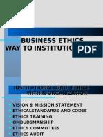 Business Ethics - 3