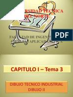 3 Presentacion Dibujo II