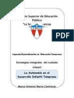 La Autonomía en el Desarrollo Infantil Temprano.docx