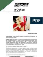 Privadoentrevistas Cristina Ochoa