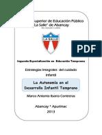 La Autonomía en el Desarrollo Infantil Temprano.pdf