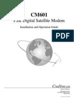 Cm601 Manual[1]