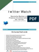 Twitter Watch