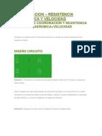 Circuito de Coordinacion y Resistencia Anaerobica+Velocidad