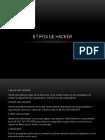 8 Tipos de Hacker