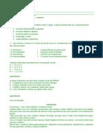 verificação de aprendizagem II -