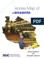 Enterprise Map of Tanzania