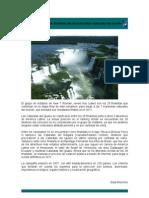Las Cataratas Son Finalist As de Las Mar a Villas Naturales