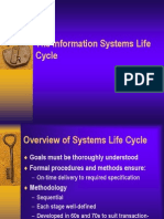 Systems Development Life Cycle, Systems analysis and design