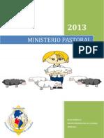 Estudios Ministerio Pastoral