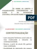 UMA REFLEXÃO SOBRE OS LIMITES E POSSIBILIDADES CONCERNENTES