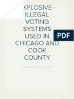 Letter 2 - Protest of Further Use of Dominion Voting Non-Compliant Election Equipment in Illinois, Especially in Chicago and Suburban Cook County