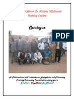 Christian Mission Agency in Kabwe
