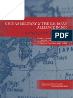 China's Military and the U.S.-Japan Alliance in 2030
