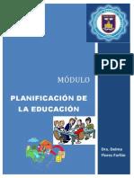 Módulo Planificación_educación_DFF
